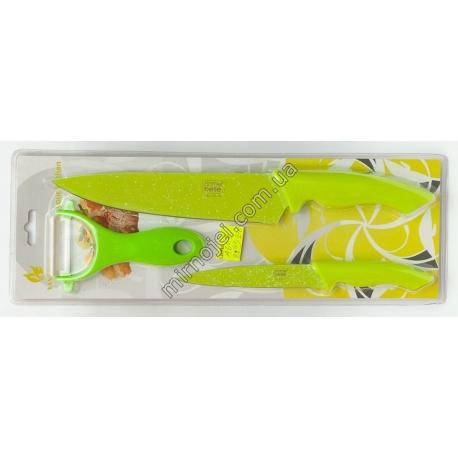 A607 Кухонный набор: 2 ножа + экономка
