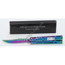 A1017 Нож раскладной Бабочка