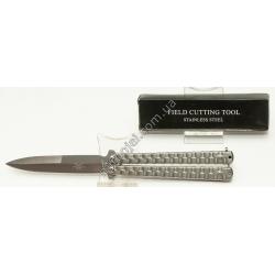 A818 Нож раскладной Бабочка