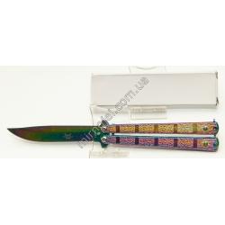 A823 Нож раскладной Бабочка