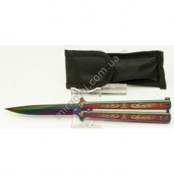 A128 Нож раскладной Бабочка