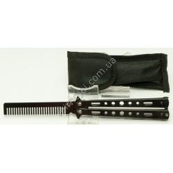 A523.2 (чёрный) Нож раскладной Бабочка