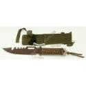 U58 Нож метательный