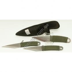 M86 Набор метательных ножей (3 шт.)