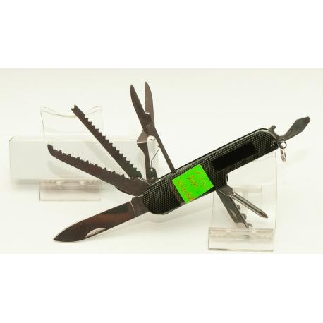 A775 (чёрный) Нож раскладной мультитул