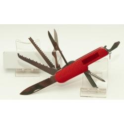 A775 (красный) Нож раскладной мультитул