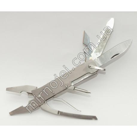 L40 Нож раскладной мультитул