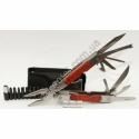 F52 Нож раскладной мультитул + насадки