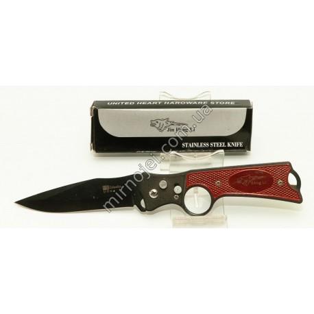 E187 (коричневый) Нож раскладной