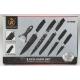 A470 Кухонный набор: 5 ножей + экономка